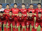 2017年1月国际足联最新排名:越南队下降2位 位居世界第136