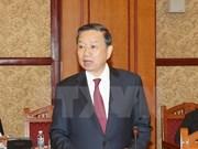 越南公安部部长苏林会见中国国家安全部部长