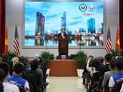 美国国务卿约翰•克里:进一步推进越美全面关系朝着深广方向发展