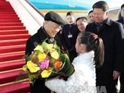 越南中央对外部部长黄平军:推动越中关系健康、积极与稳步发展
