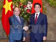 日本首相安倍晋三访越充分体现日方高度重视日越深广战略伙伴关系