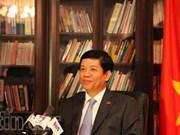 越南驻日本大使阮国强:越日关系全面发展且富有成效