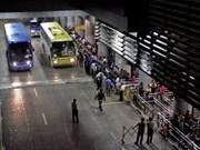 新加坡向外国车辆征收过路费