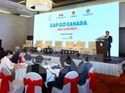 越南与加拿大加强务实合作