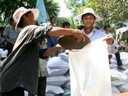 政府继续向嘉莱和得乐两省向困难群众发放大米