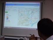 胡志明市加强在疾病控制中的地理信息系统应用