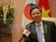 越南驻韩国大使范友志:越韩关系继续蓬勃发展