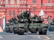 泰国拟向俄罗斯购买数十辆T-90坦克