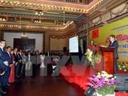 胡志明市领导春节前与各国驻胡志明市代表机构代表会面