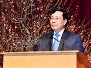 政府副总理兼外长范平明会见亚投行副行长潘笛安