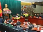 陈大光主席:将海防市建设成为智慧城市