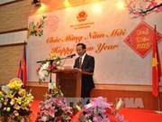 旅居柬埔寨越南人喜迎2017丁酉年新春
