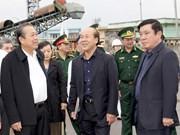 政府副总理张和平赴平定省调研