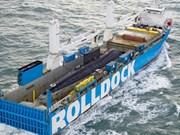 """越南向俄罗斯订购的第六艘""""基洛级""""潜艇安全抵达金兰港"""