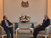 新加坡和印度更新空军训练协定