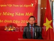 旅居阿尔及利亚越南人充分发挥桥梁作用