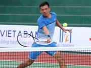 ATP单打世界排名:李黄南升至世界第640