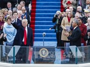 越南领导人致电祝贺唐纳德·特朗普就任美国总统