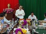 阮善仁:茶荣省应注重发展集体经济和成立新型合作社