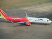 越捷航空公司将于2017年4月开通河内市至新加坡直达航线