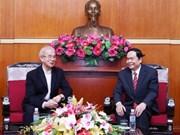越南天主教团结委员会呼吁天主教信徒同胞为国家建设与发展事业做出贡献