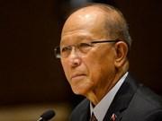 菲律宾希望东盟各国保持团结
