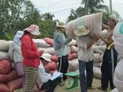 政府总理责成向广平和朔庄两省困难群众发放大米