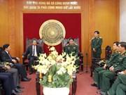 越南国会副主席杜伯巳赴富寿省开展春节前走访慰问活动
