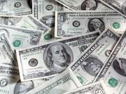 24日越盾兑美元中心汇率较前一日下跌4越盾