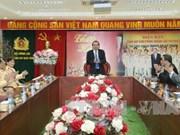 政府常务副总理张和平检查春节值班服务工作