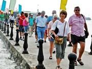 2017年年初越南接待国际游客量逾100万人次