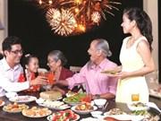 团圆饭  让春节过得更有年味