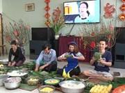 旅泰越南人喜迎2017丁酉年春节