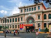 胡志明市古建筑之一——西贡邮局