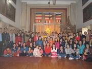 旅居印度越南人迎新春祈求平安