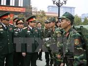 吴春历大将: 加强国家的国防实力