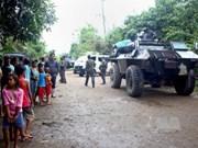 菲律宾政府军在南部击毙15名恐怖分子