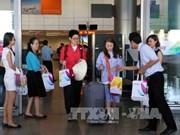 春节期间赴岘港市游客猛增