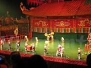 春节期间来越南看水上木偶戏表演