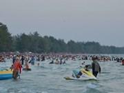 柬埔寨海洋旅游最受亚洲游客的青睐