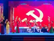 国际友人致电祝贺越南共产党成立87周年