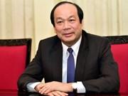 政府发言人梅进勇:越南将制定关于继续革新增长模式的行动计划