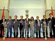 印度共和日68周年纪念典礼在胡志明市举行