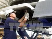 2017年一月份越南工业生产指数小幅上涨