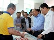 阮春福总理:力争实现2025年前虾类出口总额达100亿美元的目标