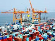 越南对加拿大的贸易顺差日益扩大