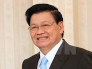 老挝总理通伦·西苏里赴越出席越老政府间委员会第39次会议