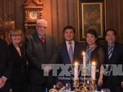 越南与捷克加强双边外交 促进经济合作