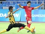 U23足球友谊赛:越南3:0大胜马来西亚