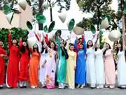 2017年第4届越南奥黛节将于3月举行